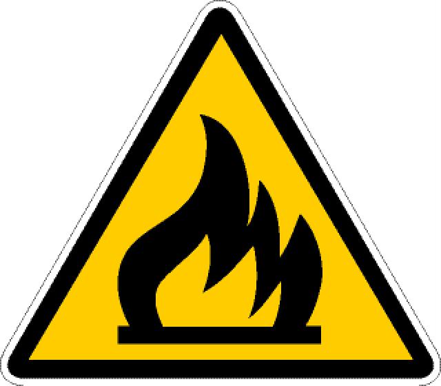 Fire-Caution