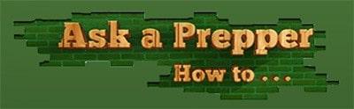 Ask-A-Prepper