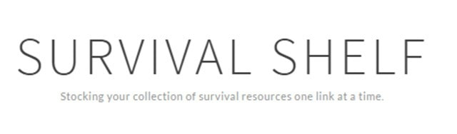 Survival-Shelf